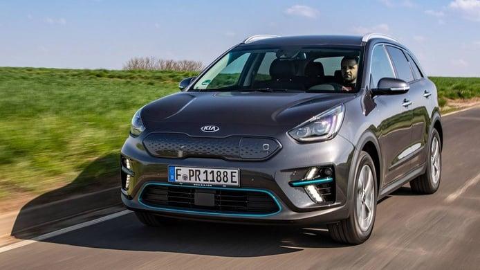 Los 10 coches eléctricos más vendidos en agosto de 2021