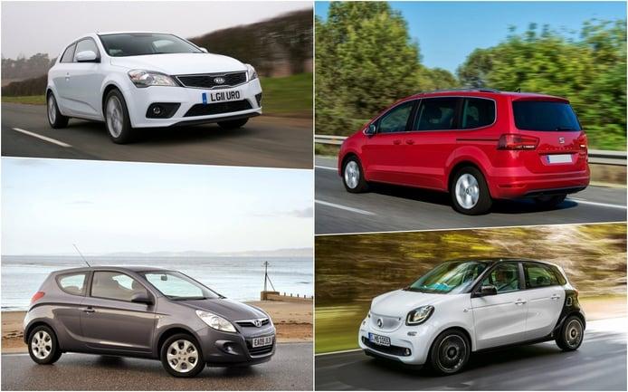 Estos son los coches menos fiables del mercado de segunda mano