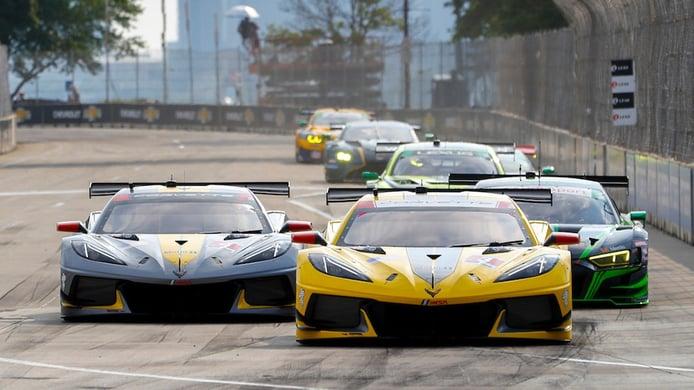 Corvette Racing ha probado un sistema ABS de especificación GT3 en Detroit