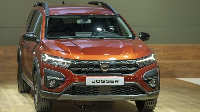 El nuevo Dacia Jogger se presenta en España en el Automobile Barcelona 2021