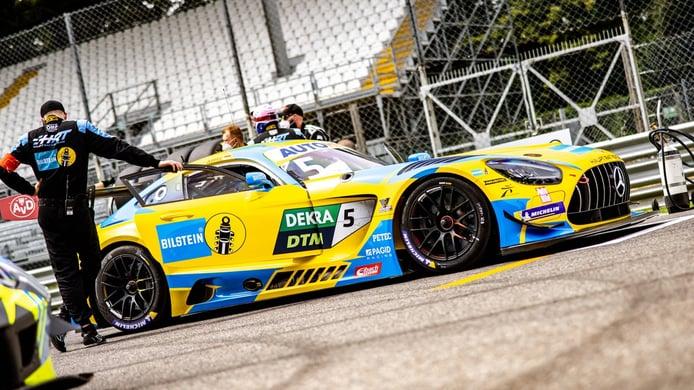 Descalificación parcial de Vincent Abril en la cita del DTM en Monza