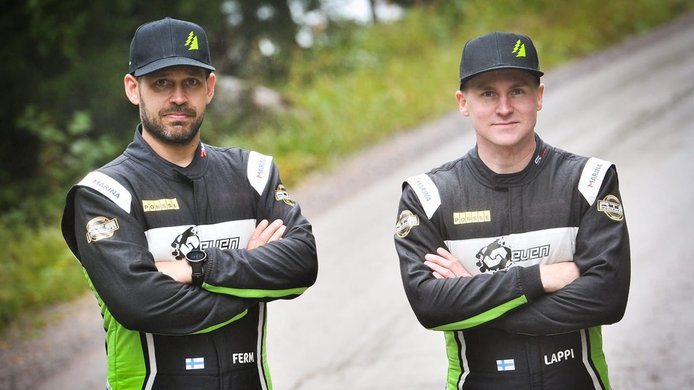 Esapekka Lappi pilotará un Toyota Yaris WRC en el Rally de Finlandia