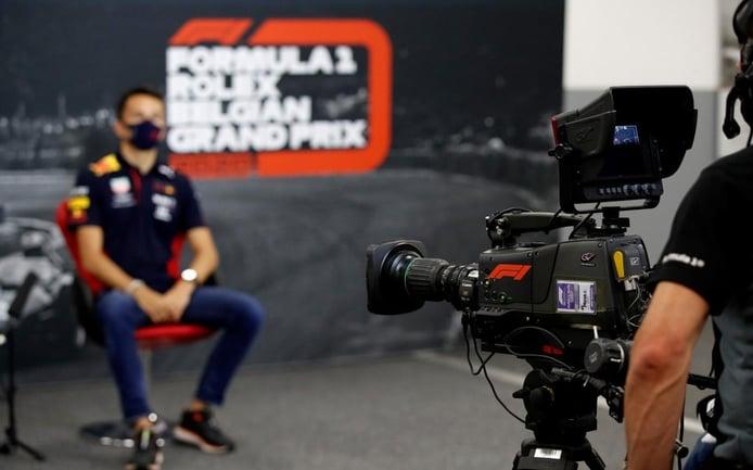 ¿Fórmula 1 en directo en Netflix? Reed Hastings lo ve atractivo