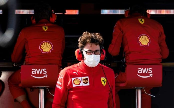 Ferrari, dispuesto a apoyar la parrilla invertida en la Fórmula 1