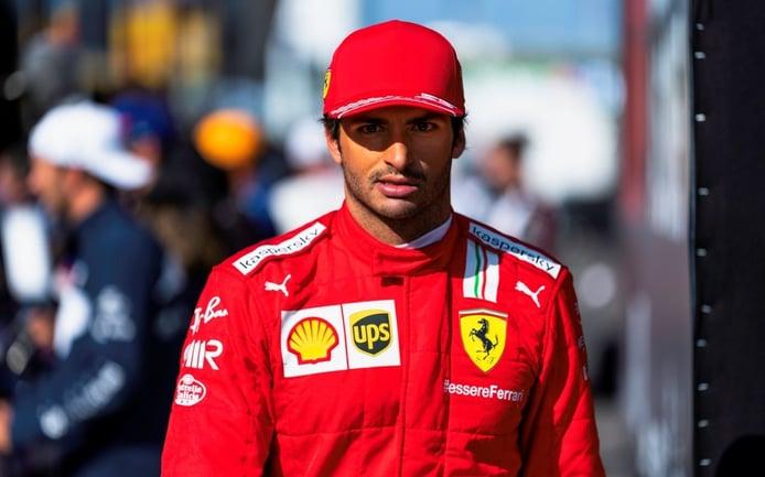 Ferrari investiga los problemas de Sainz: «Nunca me sentí tan lento en una carrera»