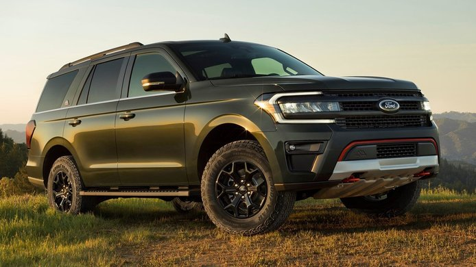 Ford Expedition 2022, puesta a punto cargada de novedades para el SUV americano