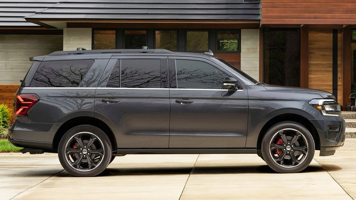 Ford Expedition 2022 - lateral