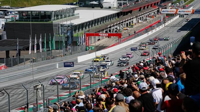 Gerhard Berger: «El DTM va por buen camino, pese a quien pese»