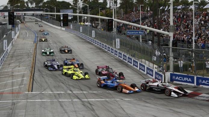 Highlights del GP de Long Beach de IndyCar 2021; así ganó el título Álex Palou