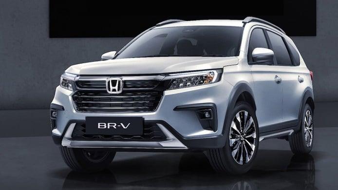 Honda BR-V 2022, se presenta la nueva generación de un SUV muy práctico y familiar