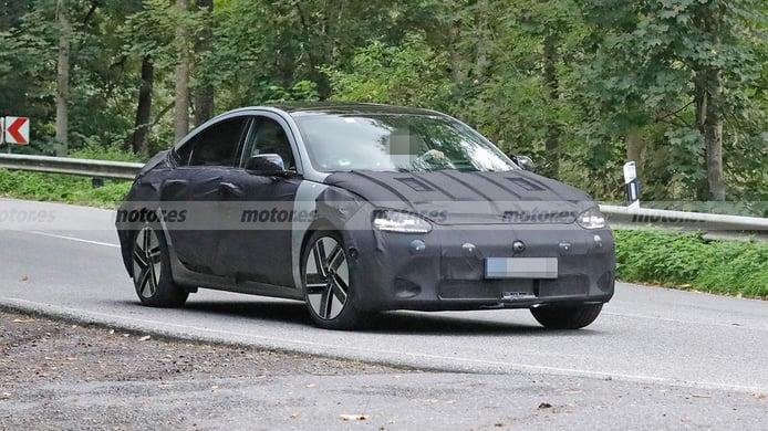 El desarrollo del IONIQ 6, el nuevo coche eléctrico de Hyundai, se traslada a Europa