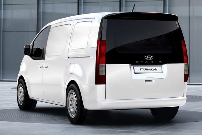 Foto Hyundai Staria-Load - exterior