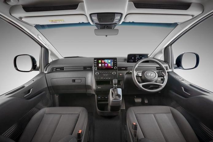 Foto Hyundai Staria-Load - interior