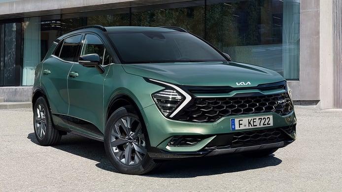 KIA Sportage 2022, transformación total para el popular SUV en Europa