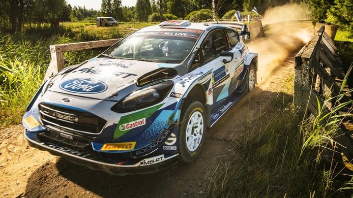 Lista de inscritos del Acrópolis Rally de Grecia del WRC 2021