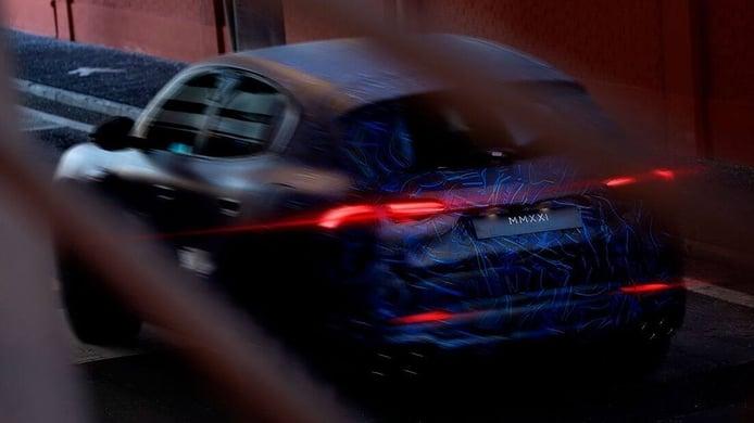Anunciada la fecha del debut mundial del nuevo Maserati Grecale 2022