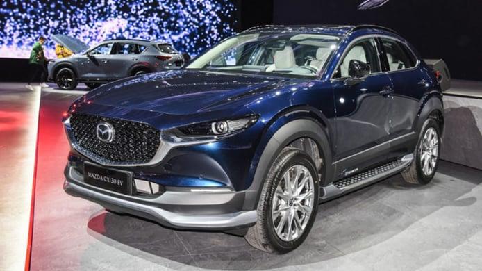 El nuevo Mazda CX-30 es un SUV 100% eléctrico que ya está disponible en China
