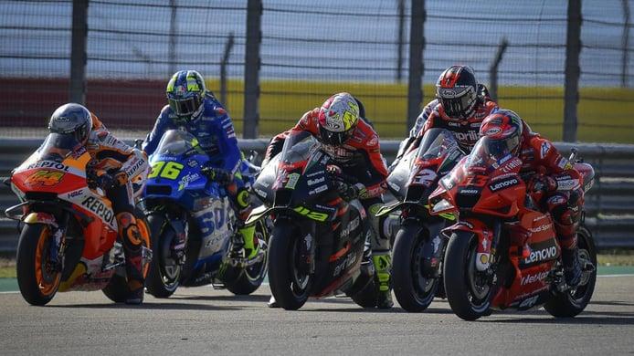 Michelin seguirá de proveedor de neumáticos de MotoGP hasta 2026