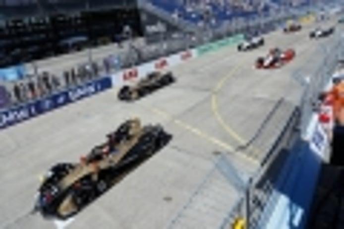 La Fórmula E roza la rentabilidad en el ejercicio 2020 pese al COVID-19