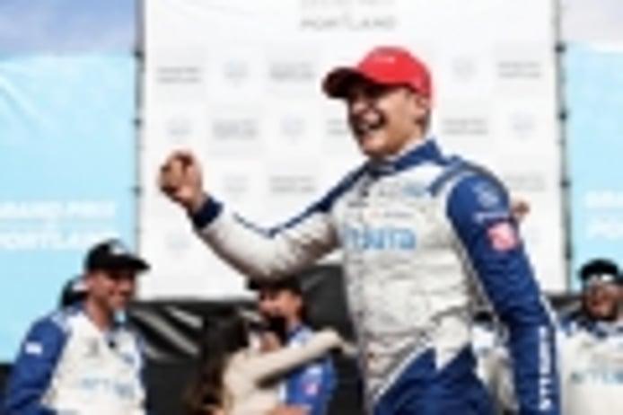Highlights de la victoria de Álex Palou en el Gran Premio de Portland 2021