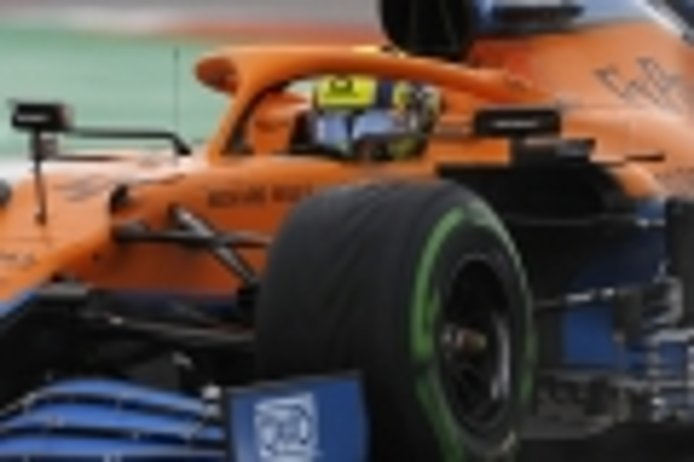 Lando Norris logra la primera pole de su vida por delante de Carlos Sainz