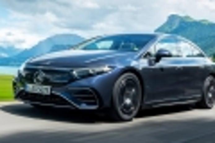 Todos los precios del nuevo Mercedes EQS, la lujosa berlina 100% eléctrica