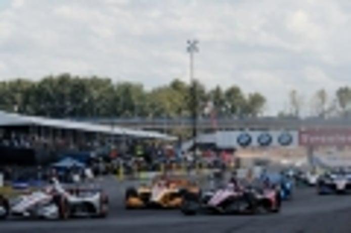 Previo y horarios del Gran Premio de Portland de IndyCar 2021