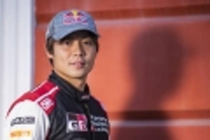 Takamoto Katsuta prefiere seguir en el 'equipo B' de Toyota en el WRC 2022