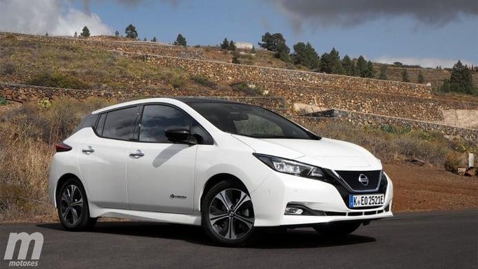 Nissan alcanza el cuarto de millón de coches eléctricos vendidos en Europa