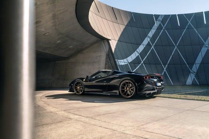 Foto Novitec Ferrari F8 Spider - exterior