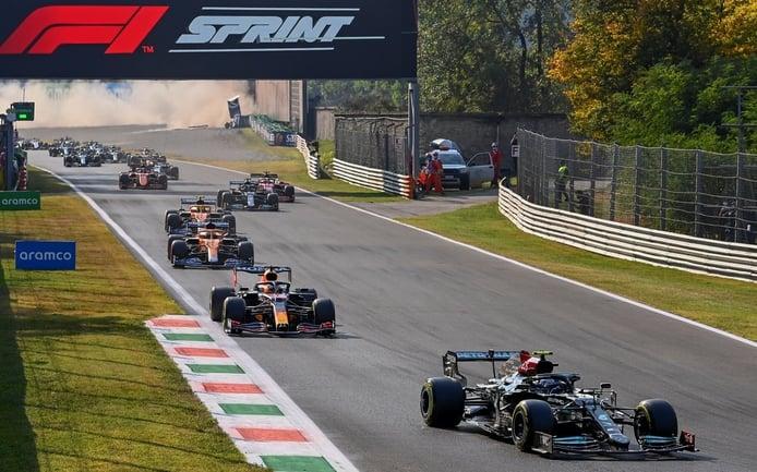 GP Italia F1 2021: así queda la parrilla tras las sanciones