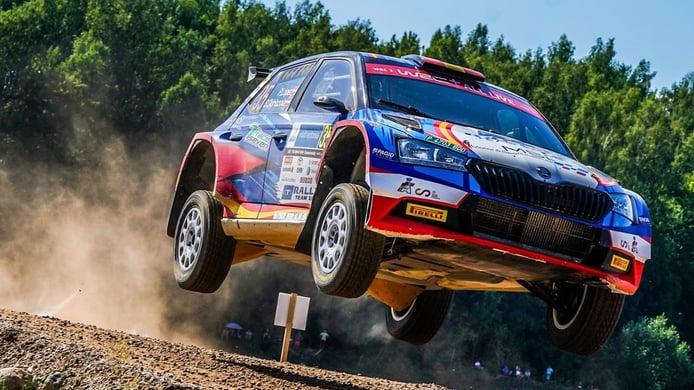 Pepe López vuelve a la clase WRC3 con motivo del Rally de Finlandia