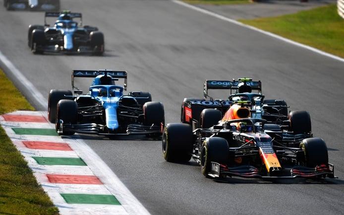 Pérez, muy crítico con el formato sprint: «Es aburrido, no aporta nada»