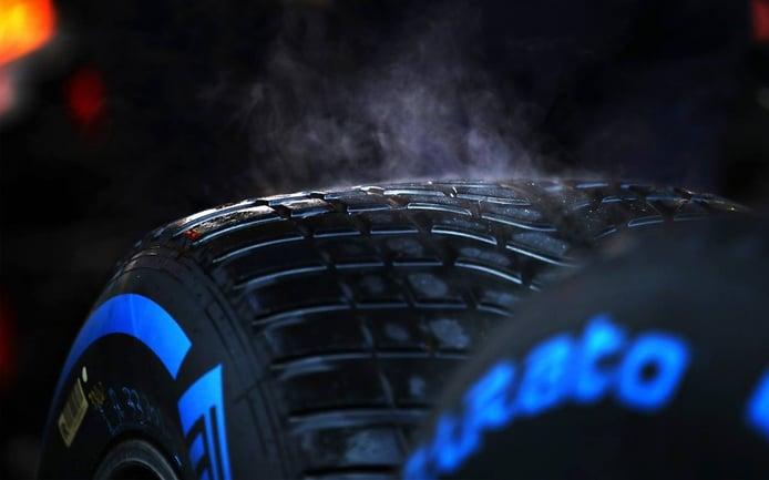 Pirelli y el problema de la lluvia en la F1: «Con los neumáticos no hay solución»