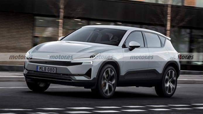 Aflora interesante información del Polestar 3 2023, el SUV eléctrico deportivo