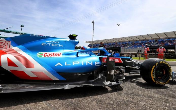¿Por qué nadie quiere el motor Renault de F1? Rossi lo explica sin tapujos