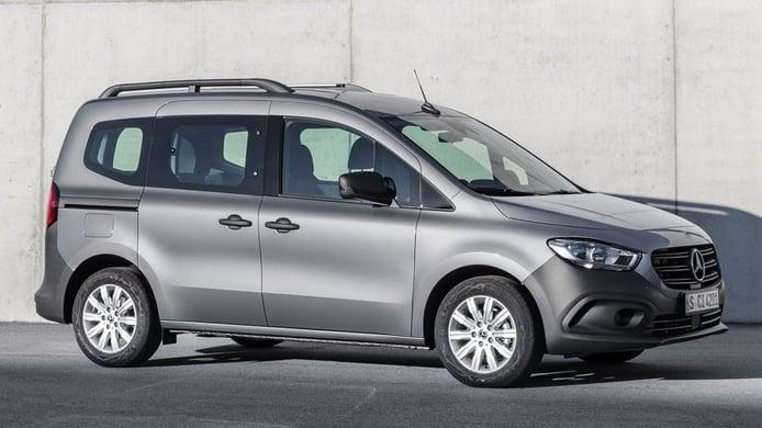 Mercedes Citan Tourer 2022, todos los precios y gama de la renovada furgoneta