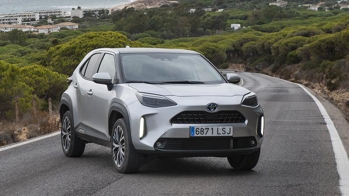 Toyota Yaris Cross Active Tech Pack Connect, ¿la versión más racional?