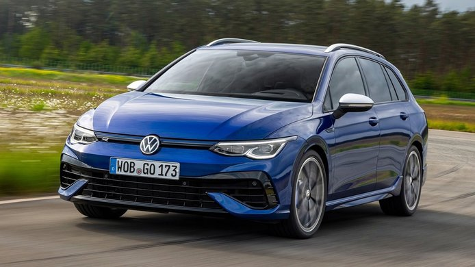 Volkswagen Golf R Variant 2022, el deportivo cargado de practicidad ya tiene precio