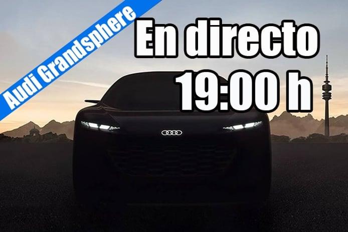 Sigue en directo la presentación del Audi Grandsphere concept