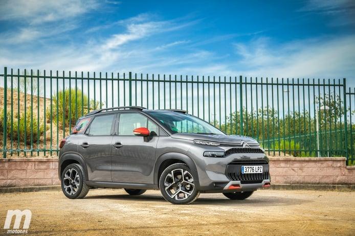 Prueba Citroën C3 Aircross 2021, más que un crossover urbanita (con vídeo)