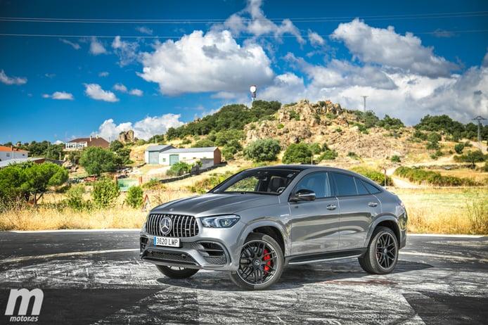 Prueba Mercedes-AMG GLE 63 S 4Matic+ Coupé, un desafío para las leyes físicas
