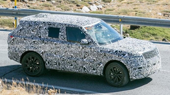¿La gran sorpresa? La nueva generación del Range Rover tendrá variante híbrida