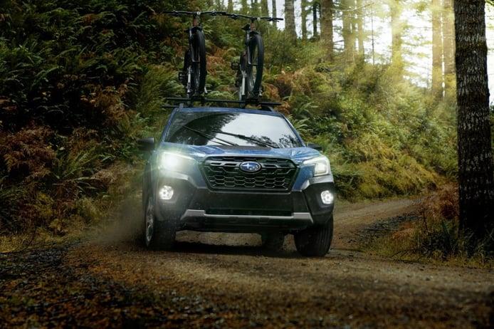 Debuta el Subaru Forester Wilderness, el japonés se transforma en un todoterreno