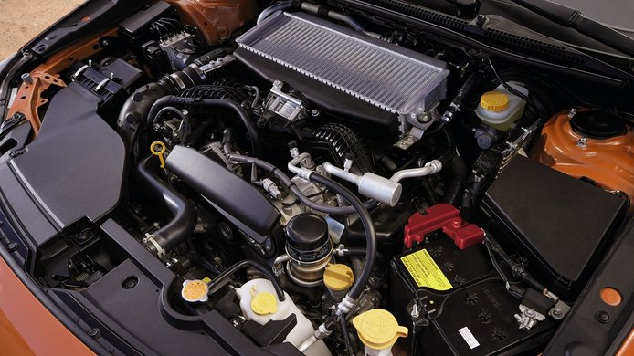 Subaru WRX 2022 - motor