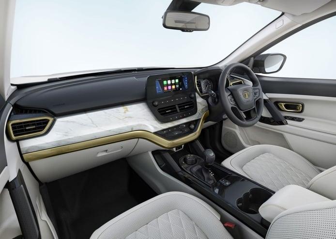 Foto TATA Safari Gold Edition - interior