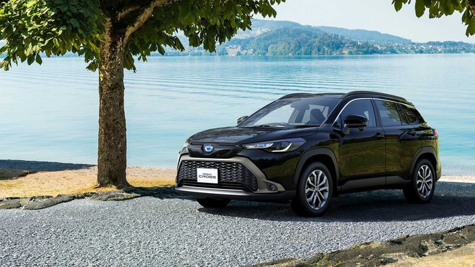 Toyota Corolla Cross 2022 Japón