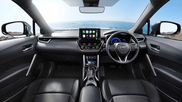 Toyota Corolla Cross 2022 - interior