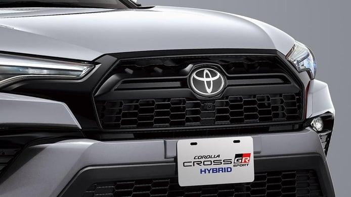 Toyota Corolla Cross GR Sport - frontal