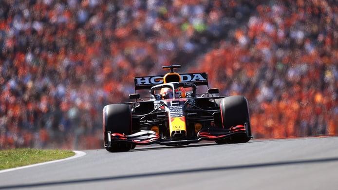 Verstappen hace enloquecer a los fans de Zandvoort con una pole al límite